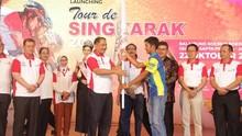 15 Tim Ikut TdS 2018, Sport Tourism Terbesar di Indonesia