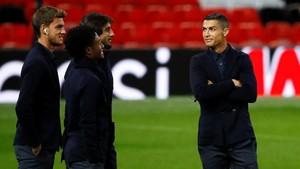 Cristiano Ronaldo Balas Sindiran Isco