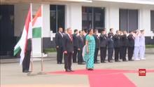VIDEO: Menhan India ke Jakarta, Sepakati Beberapa Kerja Sama