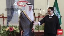 RI-Saudi: Solusi Dua Negara Jalan Keluar Israel-Palestina