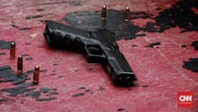 Polisi Sita Ratusan Sajam dan Pistol di Pilkades Sampang