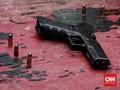 Polisi Amankan Dua Senjata Api dari Rumah Adik Wagub Sumut