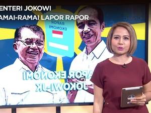 Buka-bukaan Menteri Jokowi Soal Kinerja Pemerintah