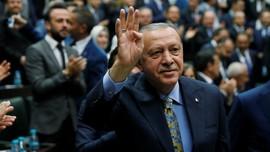 Erdogan Tuduh AS dan Uni Eropa Ikut Campur Pemilu Lokal Turki