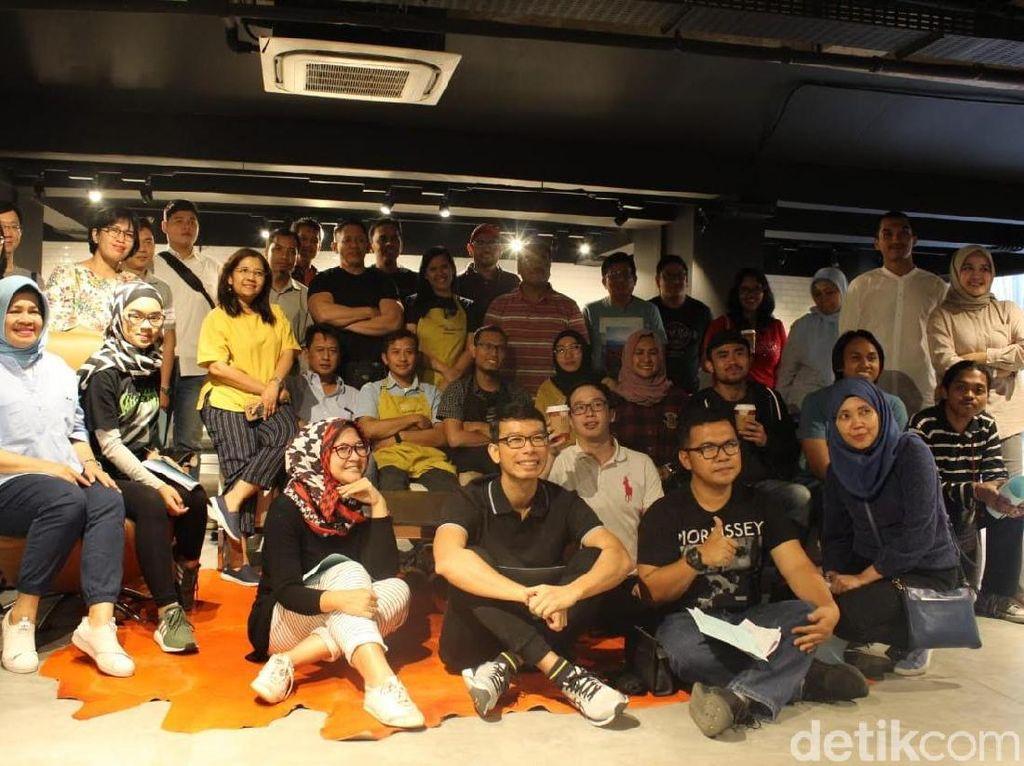 Seru Banget! Peserta 'Coffee and Cafe Workshop' Belajar Kopi dari A-Z