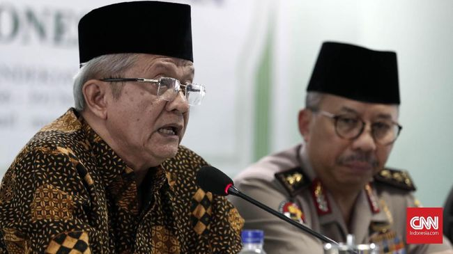 Tokoh Muhammadiyah: Ucapan Said Aqil Tak Cerminkan Akal Sehat