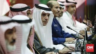 Saudi: Bola Perang Ada Di Kaki Iran