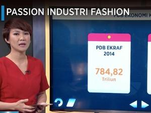 Mengintip Potensi dari Industri Fesyen RI