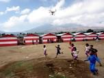 Kurang dari 3 Bulan, 1.500 Rumah Sementara Dibangun di NTB