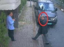 Detik-detik Terakhir Jamal Khashoggi Terekam Kamera CCTV