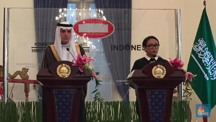 Indonesia dianggap sebagai negara terjangkit virus corona menurut daftar yang dibuat oleh Arab Saudi.