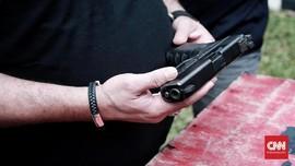 Polres Tangerang Cari Penodong Pistol ke Tetangga