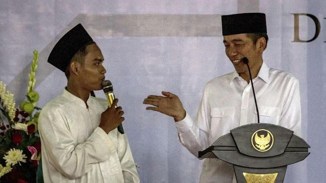 Jokowi Klaim 41 Bank Wakaf Mikro Berdiri Sampai Hari Ini