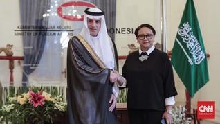 Bertukar Intelijen, RI-Saudi Perkuat Kerja Sama Anti-Teror