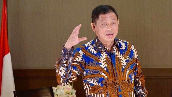 rasio elektrifikasi Indonesia naik pesat dalam 4 tahun terakhir