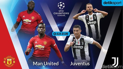 Man United vs Juventus