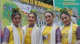 Karnaval Karawo 2018 Dongkrak Perekonomian Gorontalo