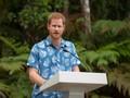 Pangeran Harry Singgung Calon Anak di Selandia Baru
