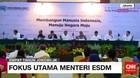 Fokus Utama Menteri ESDM