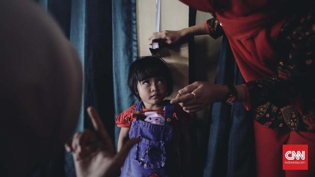 Acara turut dihadiri capres nomor urut 01, Prabowo Subianto. Cawapres Sandiaga Unotidak hadir. Namun istrinya, Nur Asia Uno turut hadir dalam acara ini. (CNN Indonesia/Adhi Wicaksono)