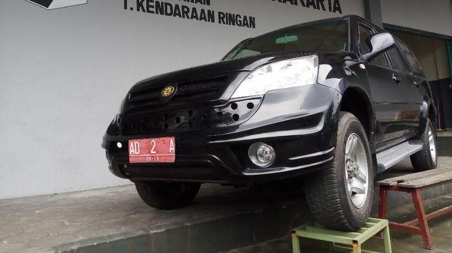 Bos SMK: Jangan Salah Persepsi soal 'Mobil Nasional' Esemka
