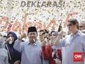 Dana Kampanye Prabowo-Sandi Rp54 Miliar, dari Sandi Rp39,5 M