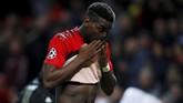 Selain Ronaldo yang reuni dengan Old Trafford dan Manchester United, Paul Pogba juga bertemu kembali dengan rekan-rekannya di Juventus. (Action Images via Reuters/Jason Cairnduff)