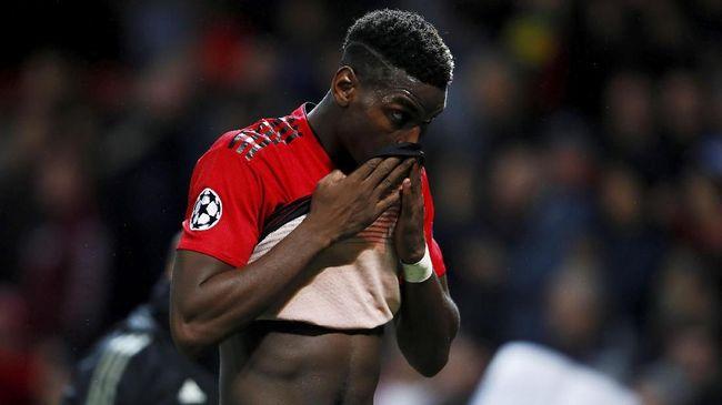Paul Pogba Disebut sebagai Pemain Paling Tidak Disiplin