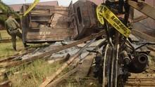 Dua Motor Warga Semarang Dibakar Orang Tak Dikenal