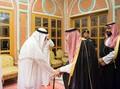Raja Salman dan Putra Mahkotanya Temui Keluarga Khashoggi