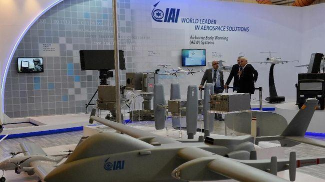 Perusahaan Israel Menang Kontrak Rp11 T Sistem Rudal India