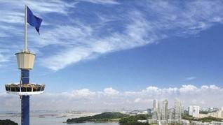 Tiger Sky Tower Sentosa Ditutup Bulan Depan