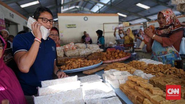 Sandiaga Prihatin Ada 4 Ribu Pengangguran di Batu Malang