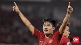 Gelandang Timnas U-23 Tak Peduli Komentar Pemain Singapura