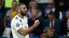 Solari Ingin Real Madrid Punya Striker Baru