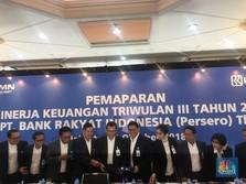 Cetak Laba Rp 23,5 T, Begini Performa BRI di Kuartal III-2018