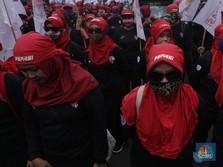 Kemenaker: 8 Provinsi Boleh Naikkan UMP Lebih dari 8%