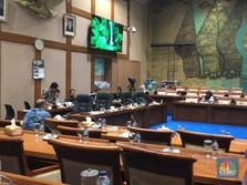 Rapat Harga BBM Jonan-DPR Makin Panas, Gerindra Walk Out!