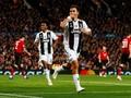 Juventus Unggul 1-0 Atas Man United di Babak Pertama