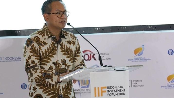 Direktur Utama Bank Mandiri Kartika Wirjoatmodjo menyatakan pembatasan atau capping bunga deposito belum bisa diimplementasikan dalam waktu dekat.