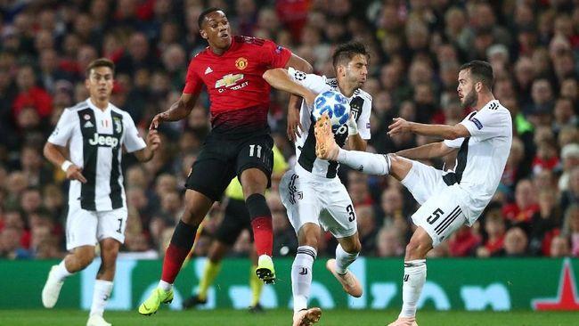 Prediksi Juventus vs Man United di Liga Champions