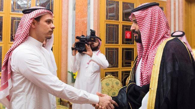 Arab Saudi Cabut Larangan Perjalanan Keluarga Khashoggi