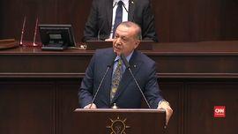 VIDEO: Erdogan Sebut Pembunuhan Khasoggi Terencana