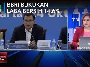 BBRI Bukukan Kenaikan Laba Bersih 14,6%