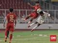 Rapor Imbang Timnas Indonesia U-19 vs Tim Asia Timur