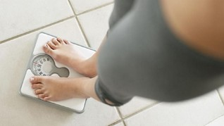 Penurunan Berat Badan di Usia Tua Tingkatkan Risiko Kematian