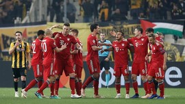 Munchen Menang 2-0 Atas AEK Athens di Liga Champions