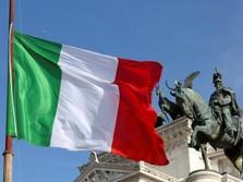 Resmi! Italia Jatuh ke Dalam Resesi