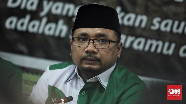 Ketua GP Ansor Dipolisikan Lagi Soal Pembakaran Bendera
