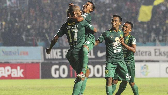 Persebaya Menang 8-0, Lolos ke 16 Besar Piala Indonesia